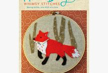 Trends - Foxes / Trending - What does the fox say?  Get foxy and create something!