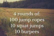 Workin On My Fitness: Cardio/ HITT