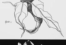 sgkunst ► kleine Zeichnungen