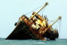 SS Australis / Shipwreck