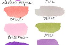 Paints of a different color! / by Lindsay Smith