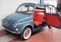 Fiat 500 classic / Fiat 500 classic