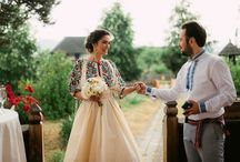 Romanian style wedding
