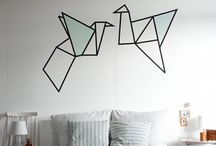 wall taping