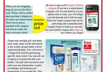 Couponing!! / by Julie Anna