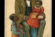 Black Americana / Historical prints and artifacts