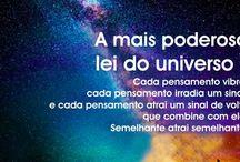 O UNIVERSO MANDA