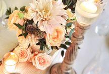 C&M Simple and Elegant weddding in Tuscany / Venue: Conti di San Bonifacio Planning: Tuscan Dream Floral Decor: La Rosa Canina FIRENZE  / by La Rosa Canina FIRENZE