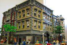 Lego modular ideas