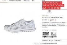 Laura Biagiotti Sneaker