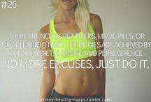 Fitness / by Kitinn Kapunan