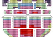 London Theatres - Seating Plans