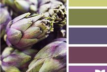 Creative Colors / Color palettes collection for home decor, scrapbooking, and more!