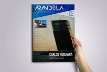 Revista Arandela - Lançamento Set/2016