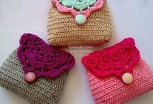 Crochet / Different ideas and patterns i love!