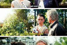 Star Wars -Scena
