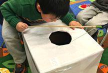 psicomotricidad infantil / creatividad en el desarrollo sensoriomotor