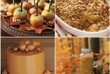 Fall Desserts / by Linda Ruis