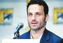 Andrew lincoln ❤️