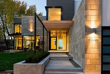 Georgeous & modern houses / by Tiny3sures