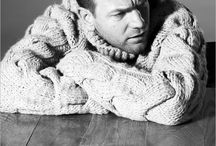Men's Knits / . / by Poppy Gall