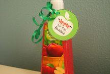 Teacher gifts / by Debbie MacKenzie