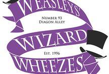 Weasleys' Wizard Wheezes / Fred and George Weasley