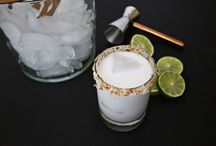 Adult beverages-margaritas