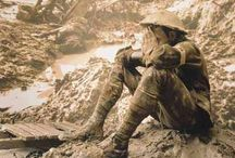 World War 1 / images setting the scene, what it was like.
