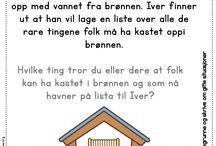 Norsk skriving