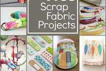 Scarf fabric projects