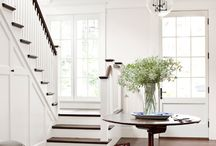 foyer/stairs / by Carole Maynard
