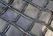 texturas, apliques, detalles