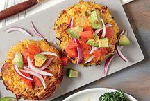 Vegetarian recipes June
