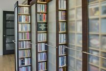 Library / Book storage and libraries
