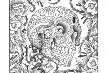 Free Adult Coloring Pages / Coloring,for adults,for free.