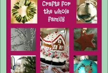 Christmas Crafts / by Chrysa Duran
