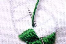Tutorial for embroideries