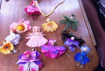 Fairy petal people