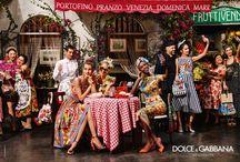 Dolce & Gabbana's Spring Summer 2016 Campaign
