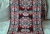 Pletenie nórskych vzorov