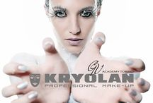 Dove sono / Greta volpi make up è distributrice kryolan piemonte liguria e valle d'aosta. #kryolan #kryolantorino