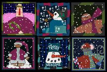 Christmas Block Embroidery Designs 2014 / Christmas machine embroidery designs