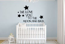 For the Home / Enjoy viewing some really neat Baby #Nursery and #Home ideas with us! Happy Pinning and thanks for dropping by our board.