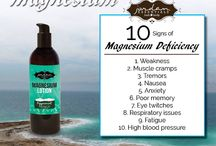 Feel Better / Magnesium is essential to our bodies. Check out Jordan Essentials line of products for helping you feel better at www.myjestore.com/preciouscurves
