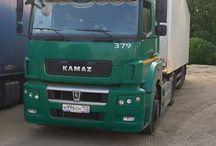 Kamaz -Gaz-Volga  (Rusya)