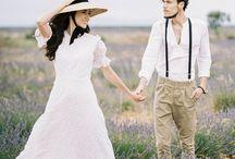 Lavender Field Engagement
