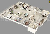 3D Floor Plan Rendering Studio Services / The Cheesy Animation Studio 2D And 3D Floor Plan Rendering And Residential, Commercial Home, Office, Building, Design Creator in India, Dubai, UK, USA, UAE.  http://thecheesyanimation.com/3D-Floor-Plan-Studio.html