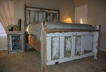 Head board bed