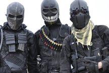 Space troops
